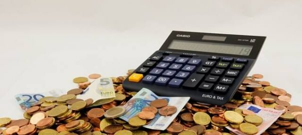 Geld für die Gewerbesteuer